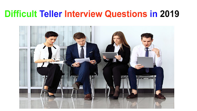 7 Bank Teller Interview Questions