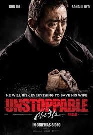 Tonton Korean Movie Unstoppable (Starring Do Mang Seok)