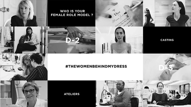 Dior and #TheWomenBehindMyDress: Take a peek into the Dior Atelier