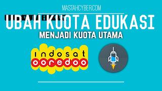 Config Paket Edukasi Indosat