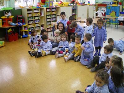 practicas educacion infantil