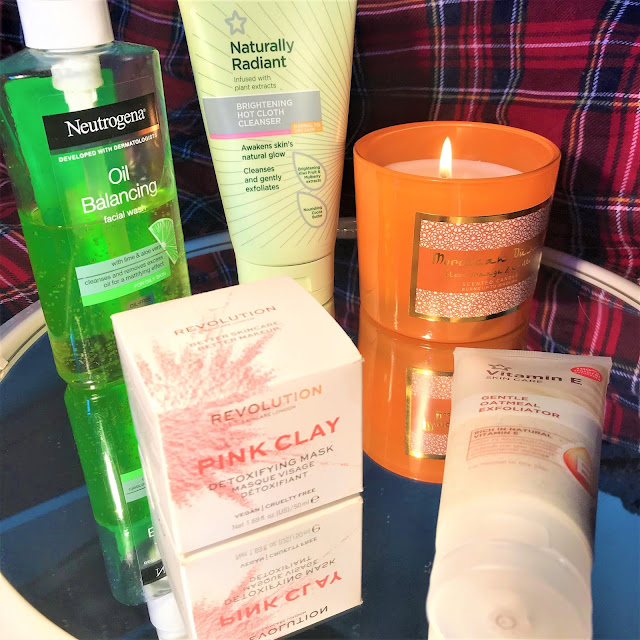 winter drugstore skincare