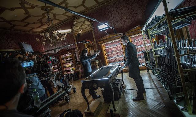 La saga John Wick detrás de las cámaras