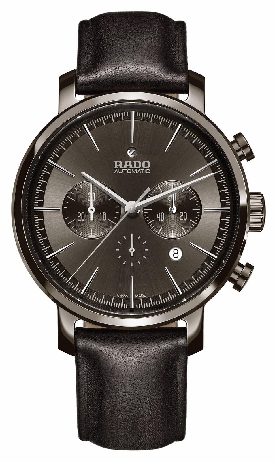 Rado Diamaster Automatic Chronograph XXL4