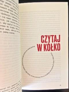 """czytanie różne ma formy, """"Jestem Marysia i chyba się zabiję dzisiaj"""" Mery Spolsky, fot. paratexterka ©"""