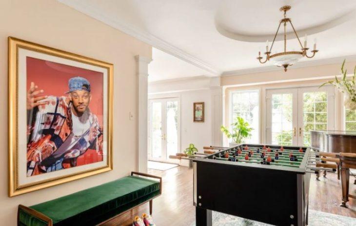 Puedes rentar la mansión en Bel-Air de 'El Príncipe del Rap' por solo 30 dólares la noche