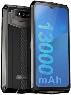 Spesifikasi baterai Blackview BV9100