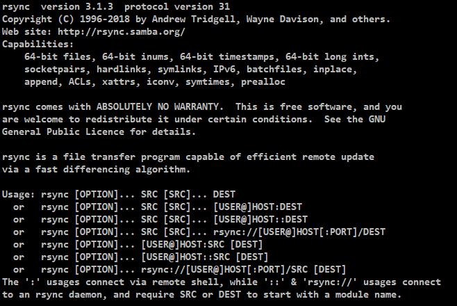[LINUX] rsync로 리눅스 서버 자동 백업 스크립트 개발 및 설정하기
