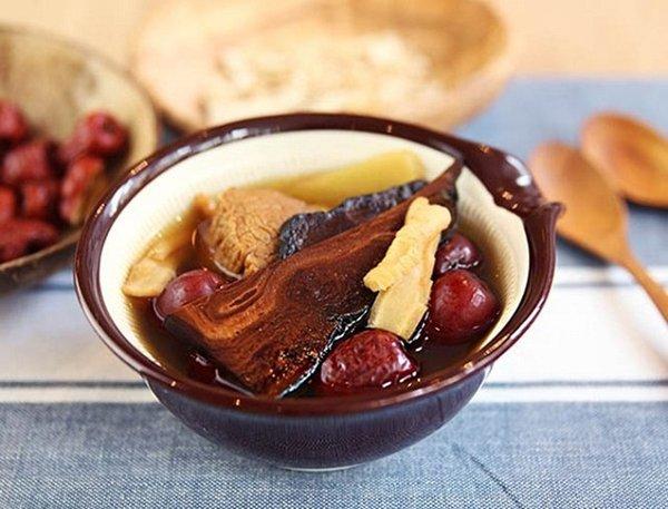 Món ăn bổ dưỡng từ nấm linh chi