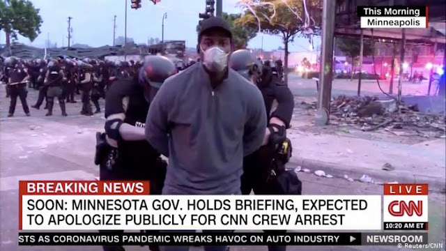 Onde está a liberdade de imprensa nos EUA?
