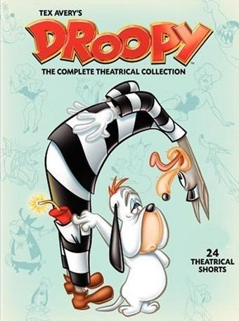 Droopy Serie Completa Español Latino