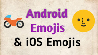 Android Emoji - Emoji Faces For Android & New iphone Emojis