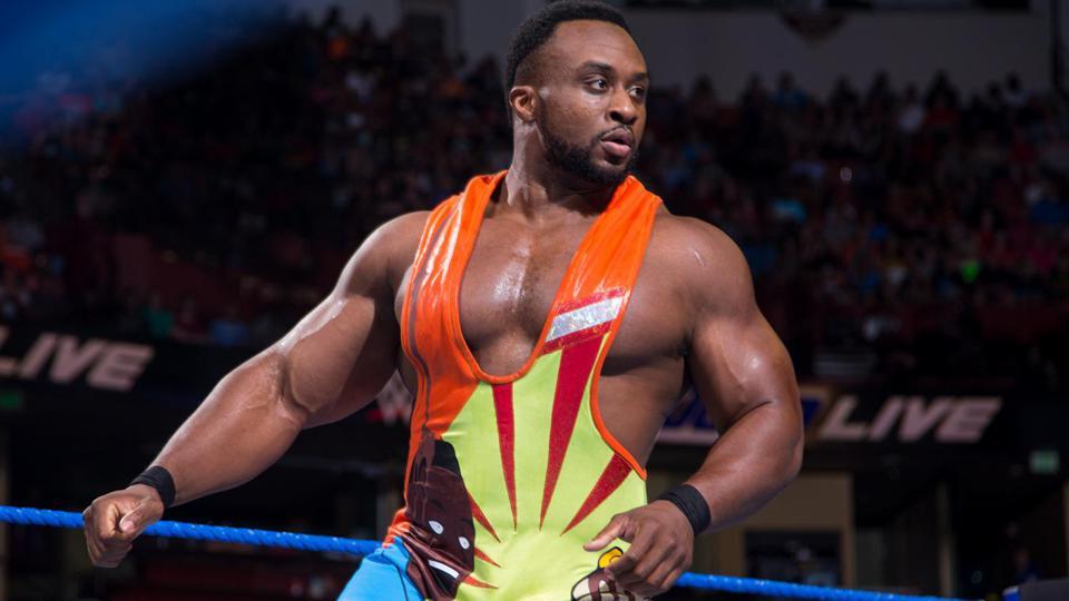 WWE pode estar sem planos para Big E