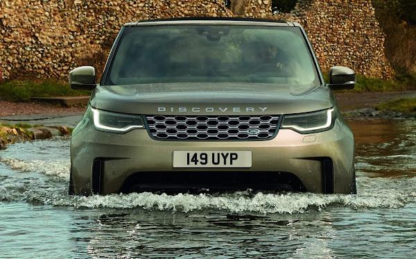 Land Rover Discovery 2021 chega ao Brasil - preço parte de R$ 586.450