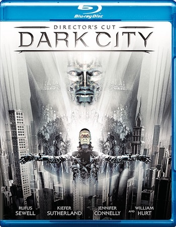 Dark City 1998 Dual Audio Hindi 480p BRRip 300mb