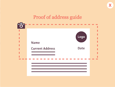 Proof of Address-ийг баталгаажуулах