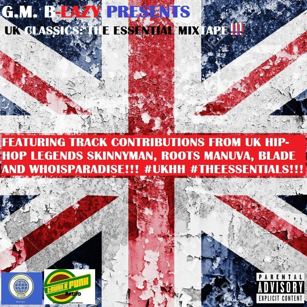 UK Classics Mixtape | UK HipHop aus den 90ern im feinem Mix