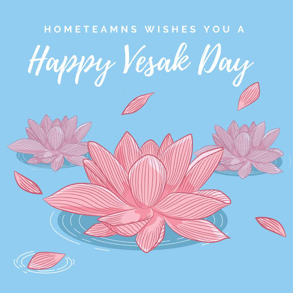 Vesak Wishes for Instagram