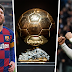 2020 BALLON D'OR  POWER RANKINGS ; MESSI TRAILS RONALDO IN EARLY RUNNINGS