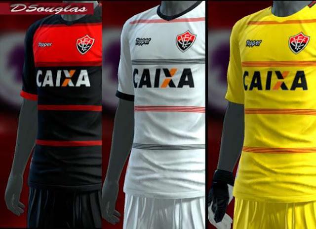 Vitoria 2018-19 Kit PES 2013