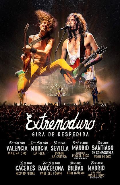 Extremoduro: Gira de despedida!! Extremoduro25