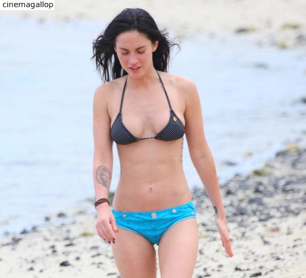 megan fox bikini hawaii cov - 50 Hottest Bikini Pictures OF MeganFox |Best Lingerie Photoshoot & HD Wallpapers made your Jaw Drop