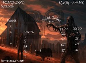 Kode syair Hongkong Rabu 16 September 2020 191