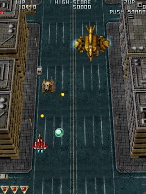雷電3(Raiden III Digital Edition),非常精典華麗的飛機射擊!