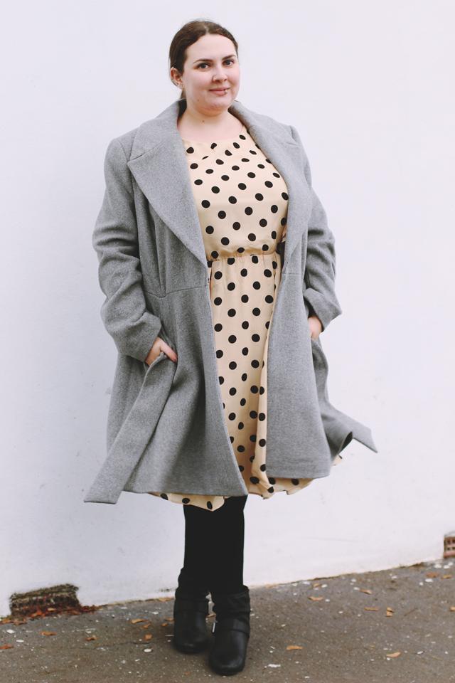 Lovedrobe plus size dress