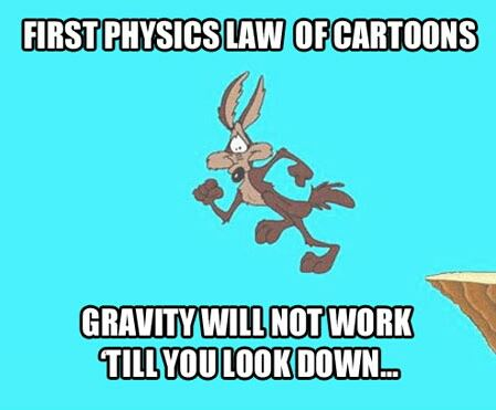 Physics joke