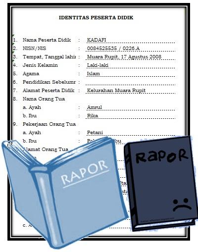 Aplikasi Raport K13 Kelas 1 Semester 2 : aplikasi, raport, kelas, semester, Rapor, Kurikulum, Semester, Tahun, Ajaran, 2019/2020, Edukasinfo.Net