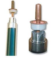 vákuové trubicové kolektory - konštrukcia termoska