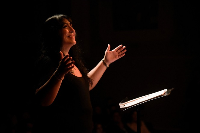 Directora coral mendocina será parte de un proyecto musical latinoamericano que el viernes se lanzará al mundo