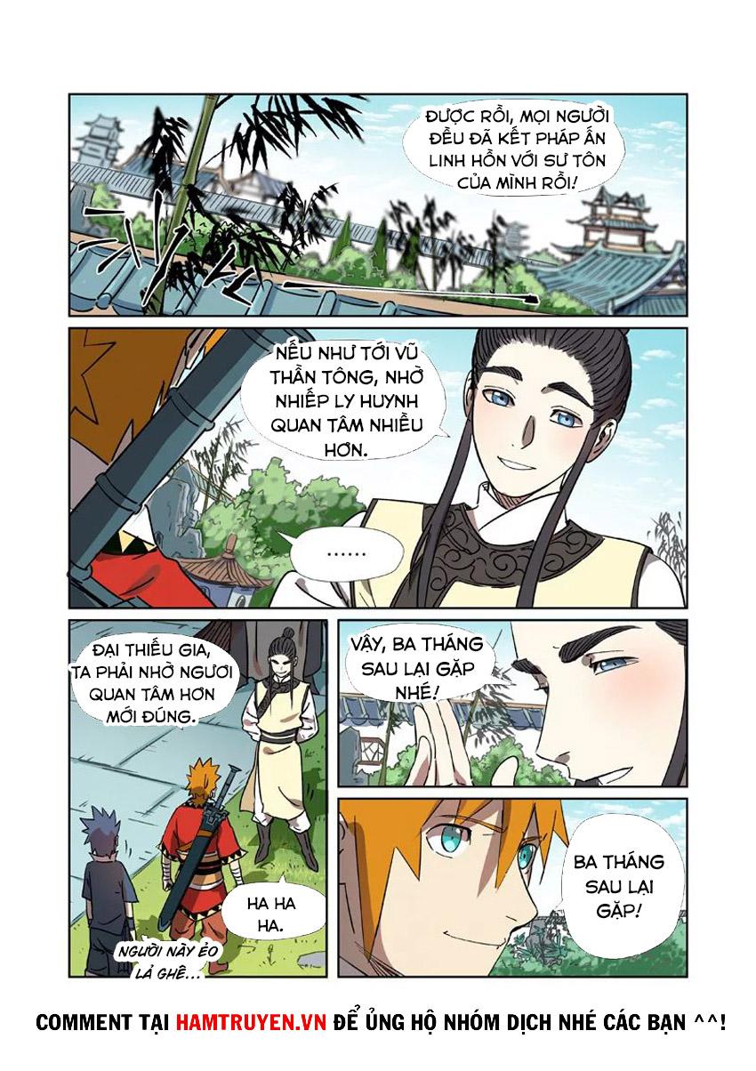 Yêu Thần Ký chap 288 - Trang 6