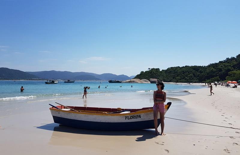O que fazer em Florianópolis - Ilha do Campeche