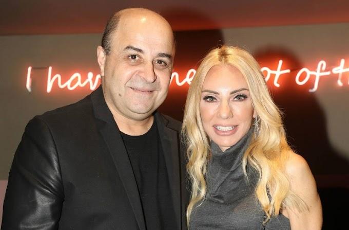 Μάρκος Σεφερλής & Έλενα Τσαβαλιά: Σύντομα μαζί στην τηλεόραση