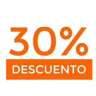30% de descuento en prendas de marca Vans