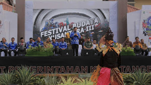 Pelestarian Budaya Lewat Festival Budaya Nusantara III