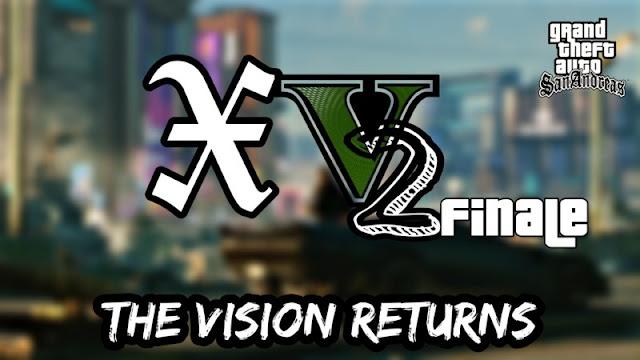 GTA San Andreas X Tream Vision 2021 Ultra Graphics Mod