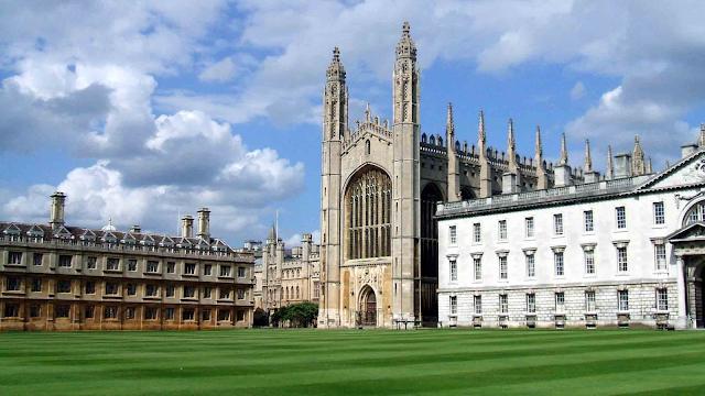 Кембриджский университет (University of Cambridge)