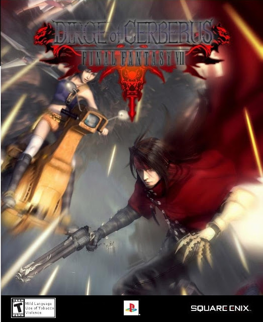 Detonado - Final Fantasy Dirge of Cerberus