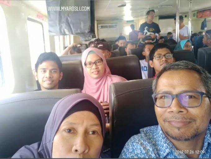 Vacation to Pulau Tioman Day 1