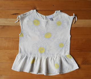 Áo Vải bé gái, chất Linen, chất này thì mát và êm rồi hen cả nhà. (VNXK). Dòng sz cho bé 25 ký đến 35 ký nha.