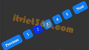Page number Navigation - Code phân trang đẹp cho blogspot