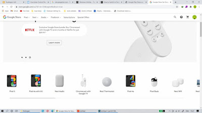 Gambar Google Store