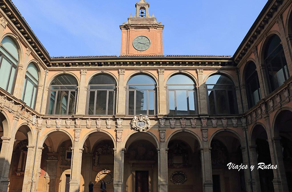Archiginnasio de Bolonia