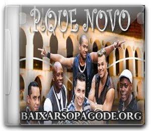 CD Pique Novo - CD (2012)