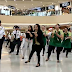 Tala flash mob erupts at Robinsons Place Ormoc
