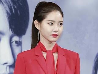 pemain wanita drama Time