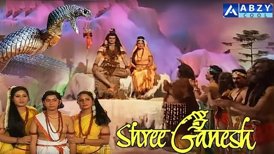 shree ganesh old serial, shree ganesh serial